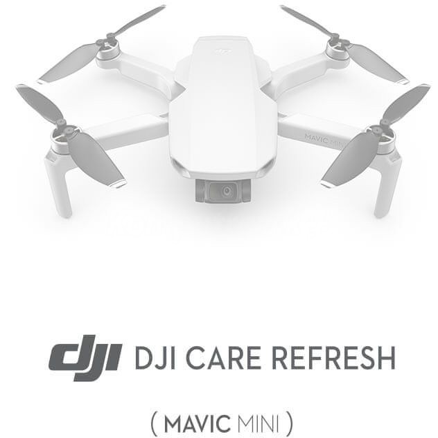 DJI Care Refresh Card MAVIC Mini (12 miesięczna ochrona serwisowa) - zdjęcie główne