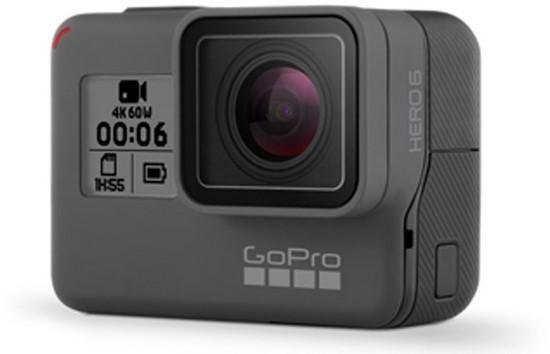 GoPro HERO6 Black - zdjęcie główne