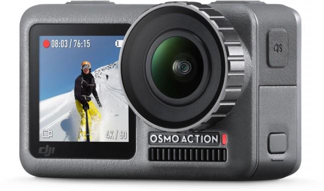 DJI Osmo Action + dodatkowa bateria - zdjęcie główne