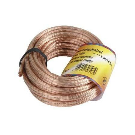 Hama kabel głośnikowy 2x2.5 10M - zdjęcie główne