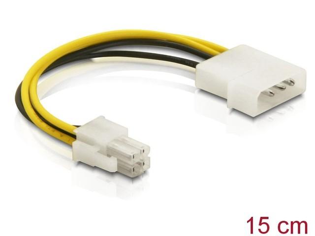 Delock 4 pin 0.15m - zdjęcie główne