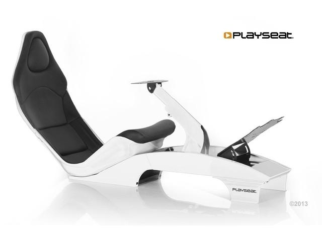 Playseat F1 White - zdjęcie główne