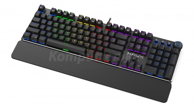 KRUX Crato RGB Outemu Brown - zdjęcie główne