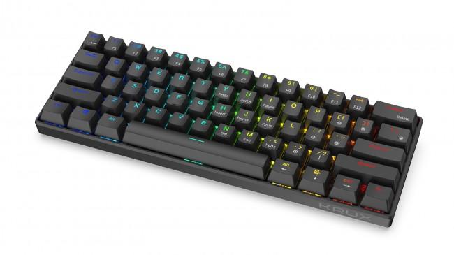 KRUX Neo PRO RGB Gateron Blue - zdjęcie główne