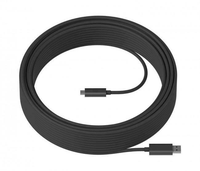 Logitech Rally Strong USB Cable 10m - zdjęcie główne