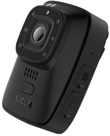 SJCAM A10 Body Cam Czarna - zdjęcie główne