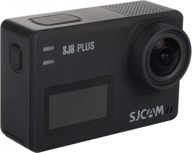 SJCAM SJ8 Plus Czarna - zdjęcie główne