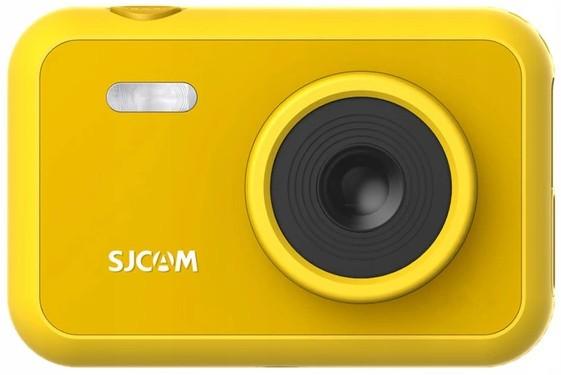 SJCAM FUNCAM Żółty - zdjęcie główne