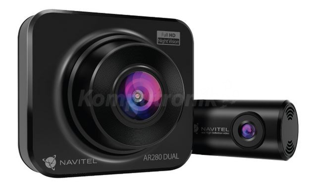 Navitel DVR AR280 Dual - zdjęcie główne