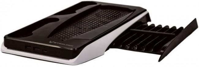 SteelDigi Stacja multifunkcyjna do konsoli PS5 - zdjęcie główne