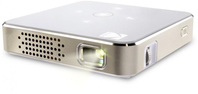 Kodak Pocket Portable Projector DLP Biało-Złoty - zdjęcie główne