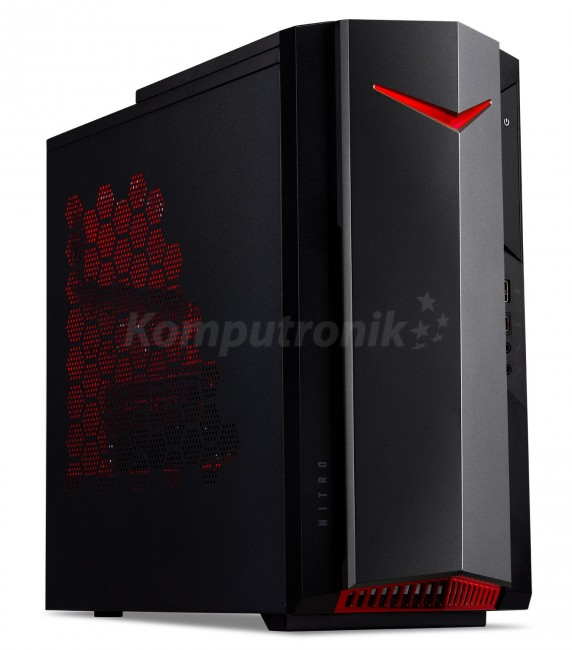 Acer Nitro 50-610 (DG.E22EP.00G) - 2TB M.2 PCIe + 2TB HDD | 32GB - zdjęcie główne