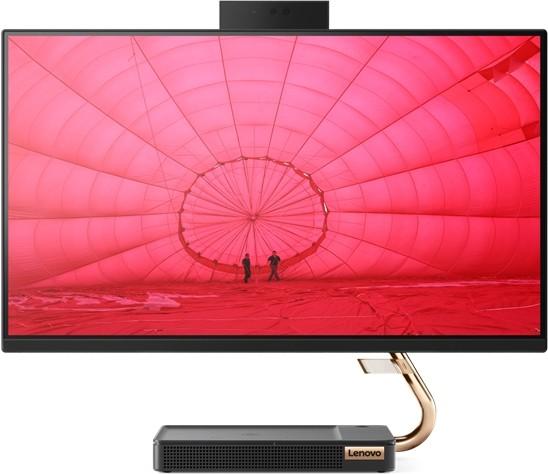 Lenovo IdeaCentre AIO 5-24IMB (F0FB007KPB) czarny - zdjęcie główne