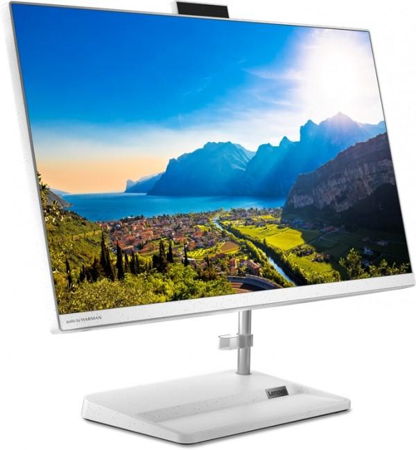 Lenovo IdeaCentre AIO 3-24ITL (F0G0008UPB) biały - zdjęcie główne
