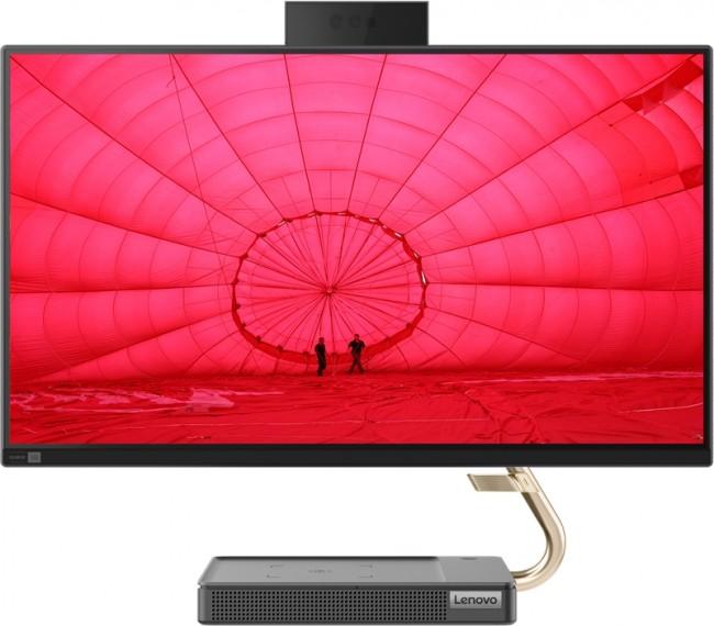 Lenovo IdeaCentre AIO 5-24IOB (F0G3003SPB) grafitowy szary - zdjęcie główne