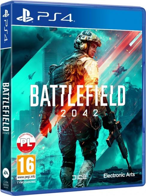 Battlefield 2042 (Playstation4) - zdjęcie główne
