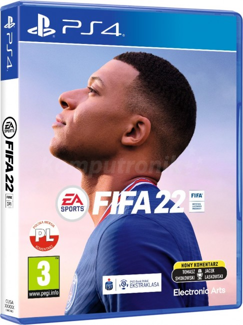 FIFA 22 (Playstation4) - zdjęcie główne