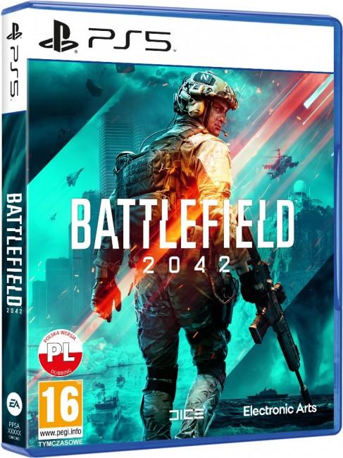 Battlefield 2042 (Playstation5) - zdjęcie główne