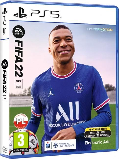 FIFA 22 (Playstation5) - zdjęcie główne