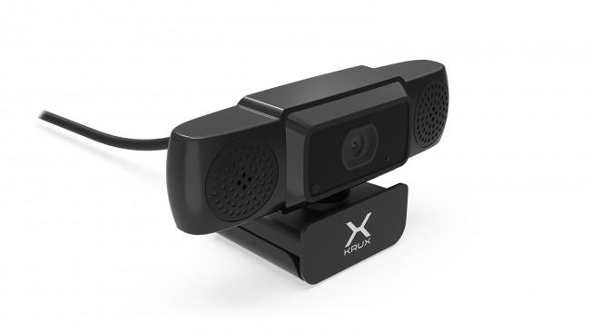Krux Streaming Webcam with autofocus Full HD - zdjęcie główne