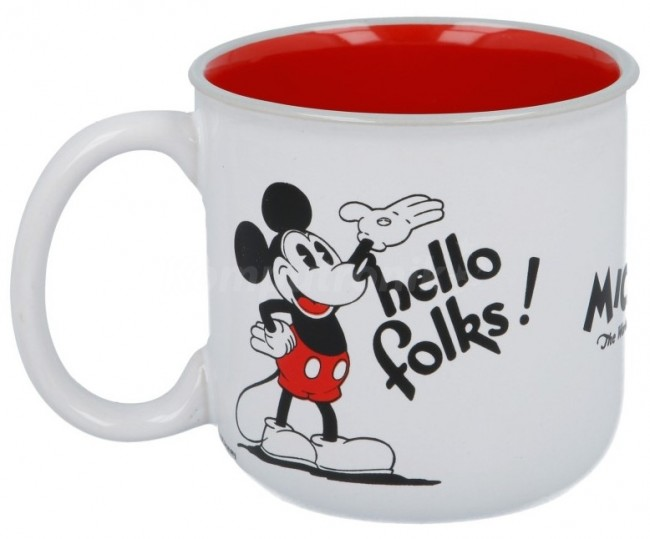 Mickey Mouse - kubek ceramiczny 400 ml - zdjęcie główne