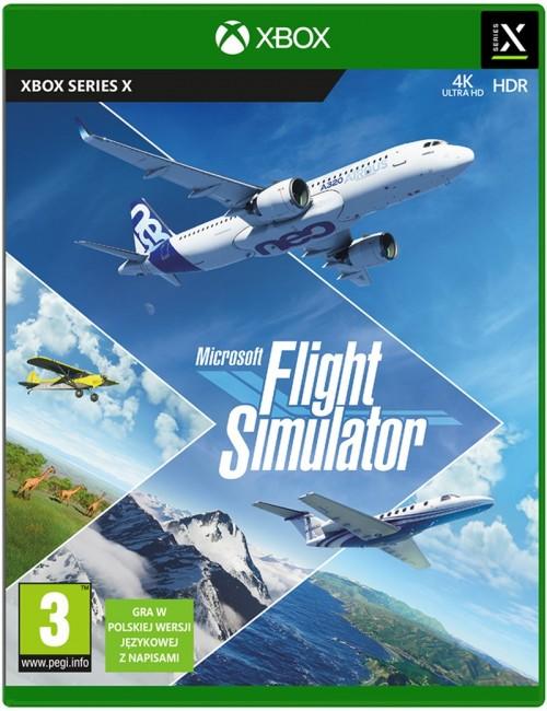 Microsoft Flight Simulator - zdjęcie główne