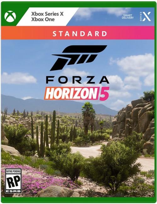 Forza Horizon 5 (Xbox One, Xbox Series X) - zdjęcie główne