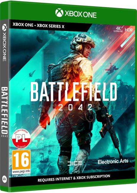 Battlefield 2042 (Xbox One X) - zdjęcie główne