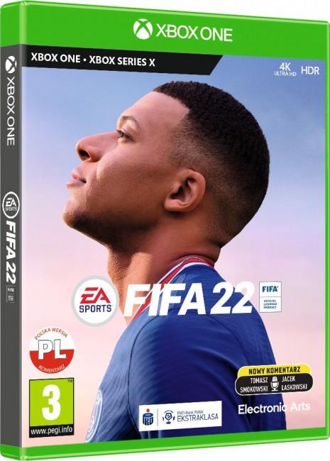 FIFA 22 (Xbox One X) - zdjęcie główne