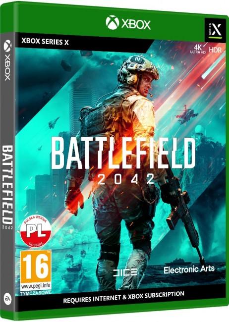 Battlefield 2042 (Xbox Series X) - zdjęcie główne