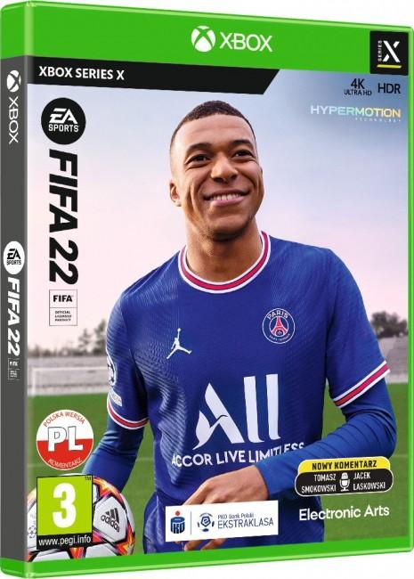 FIFA 22 (Xbox Series X) - zdjęcie główne