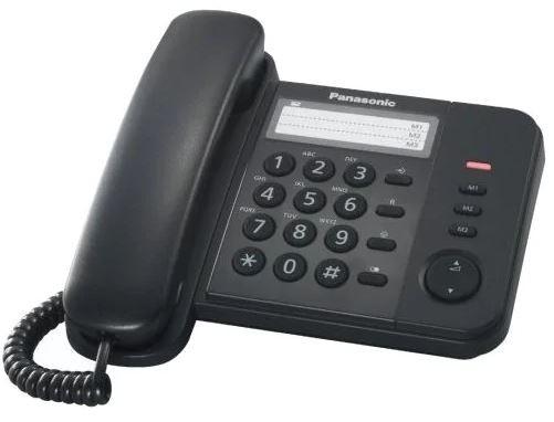 Panasonic KX-TS520PDB czarny - zdjęcie główne