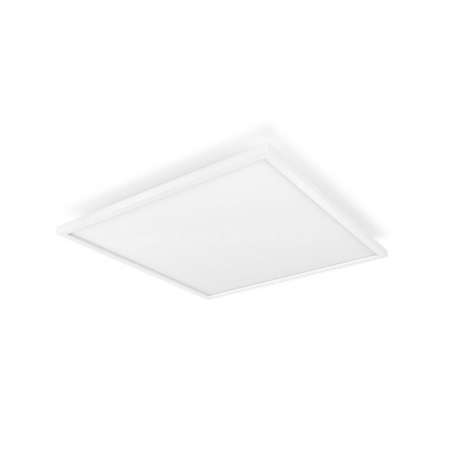 Philips Hue Aurelle SQ ceiling lamp white 55W square BT - zdjęcie główne