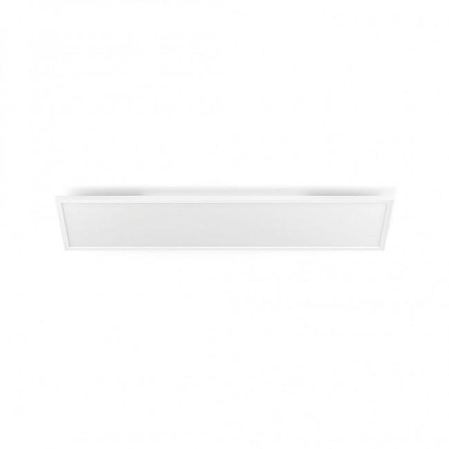Philips Hue Aurelle ceiling lamp white 55W rectangular BT - zdjęcie główne