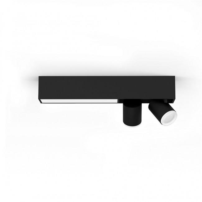 Philips Hue Centris 2-spot black special form BT - zdjęcie główne