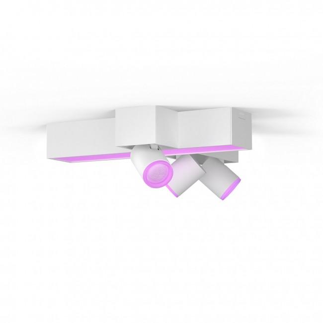 Philips Hue Centris cross 3-spot white BT - zdjęcie główne