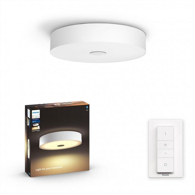 Philips Hue Fair ceiling lamp white 1x39W BT - zdjęcie główne