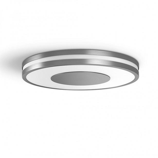 Philips Hue Being ceiling lamp aluminium 1x32W BT - zdjęcie główne