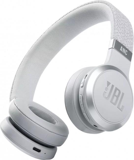 JBL Live 460 BT NC Białe - zdjęcie główne