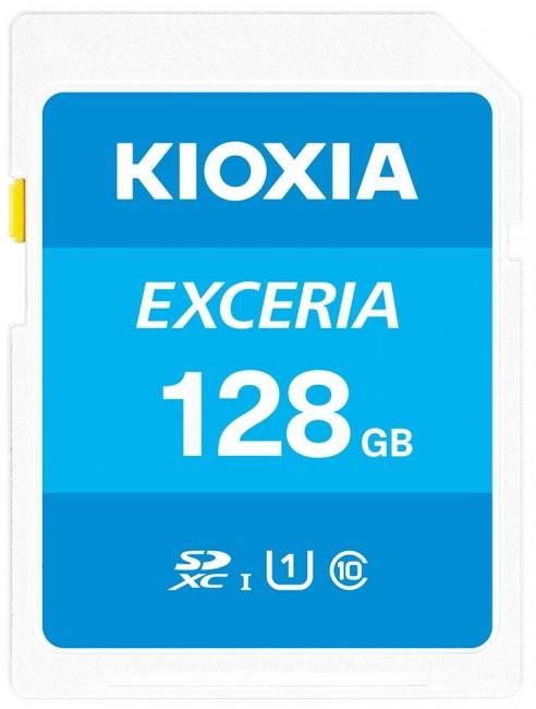 Kioxia Exceria N203 SDXC 128GB UHS-I U1 - zdjęcie główne