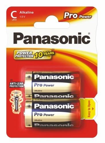 Panasonic Pro Power Gold LR14 - 2 szt - zdjęcie główne