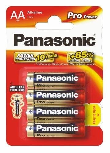 Panasonic Pro Power Gold AA - 4 szt - zdjęcie główne