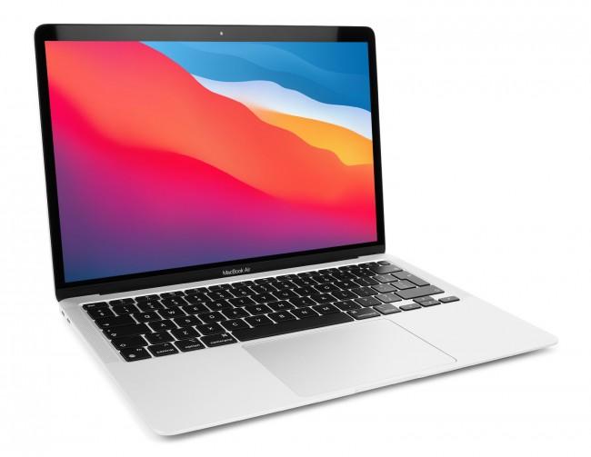 Apple MacBook Air 13.3'' Srebrny (MGN93ZE/A/D1) - zdjęcie główne