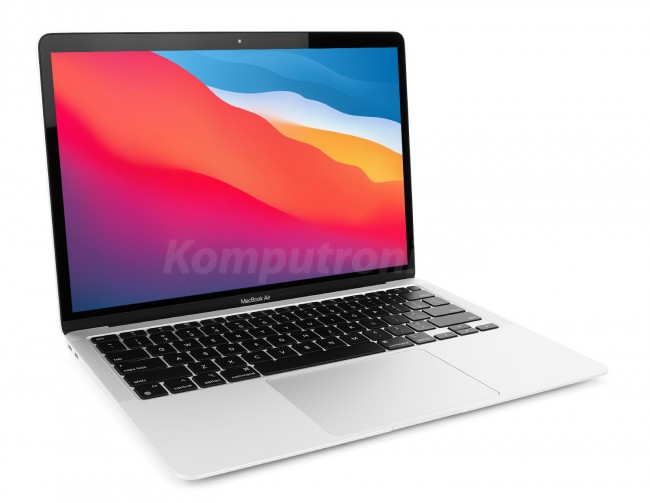 Apple MacBook Air 13.3'' Srebrny (MGN93ZE/A/US) - zdjęcie główne
