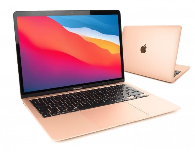 Apple MacBook Air 13.3'' Złoty (MGND3ZE/A) - zdjęcie główne