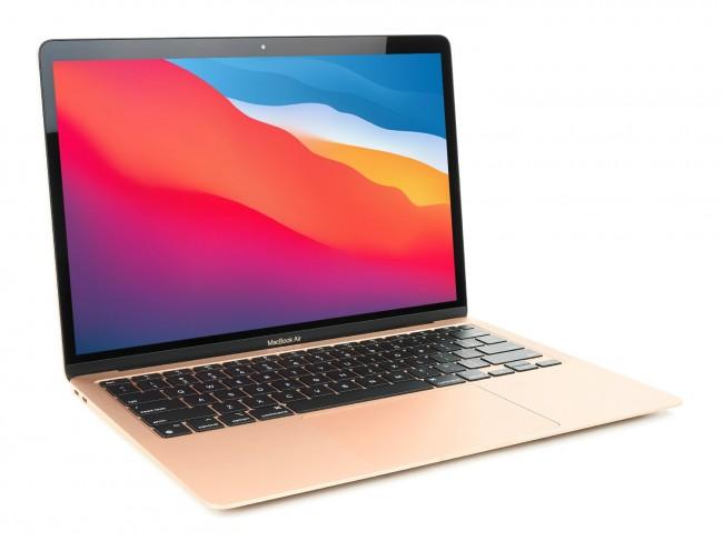 Apple MacBook Air 13.3'' Złoty (MGND3ZE/A/US) - zdjęcie główne