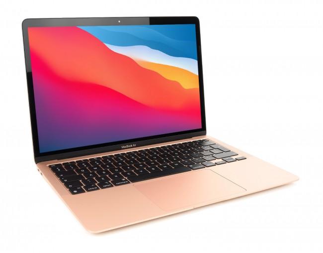 Apple MacBook Air 13.3'' Złoty (MGNE3ZE/A/R1) - zdjęcie główne