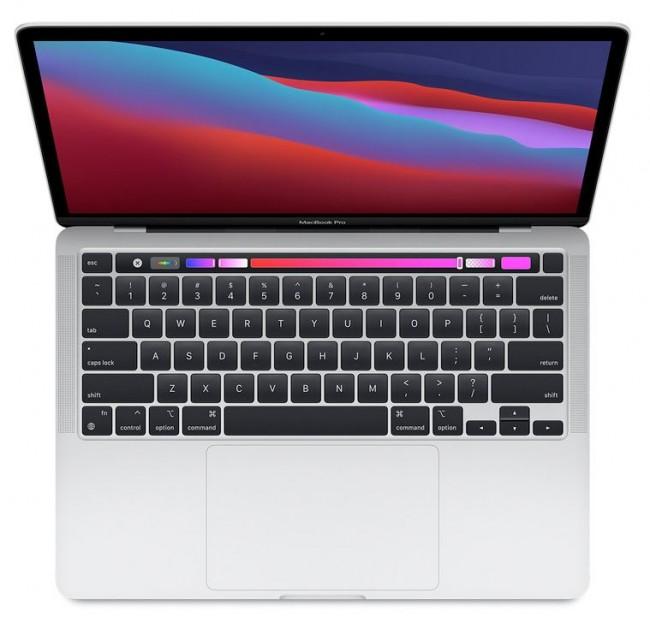 Apple MacBook Pro 13.3'' Srebrny (MYDA2ZE/A/R1) - zdjęcie główne