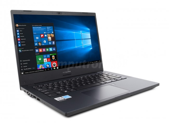 Asus ExpertBook P2451FA-EB0117T - 256GB M.2 PCIe + 1TB HDD | 16GB - zdjęcie główne