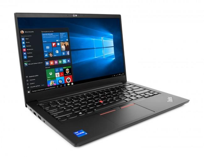 Lenovo ThinkPad E14 G2 (20TA000BPB) Czarny - zdjęcie główne